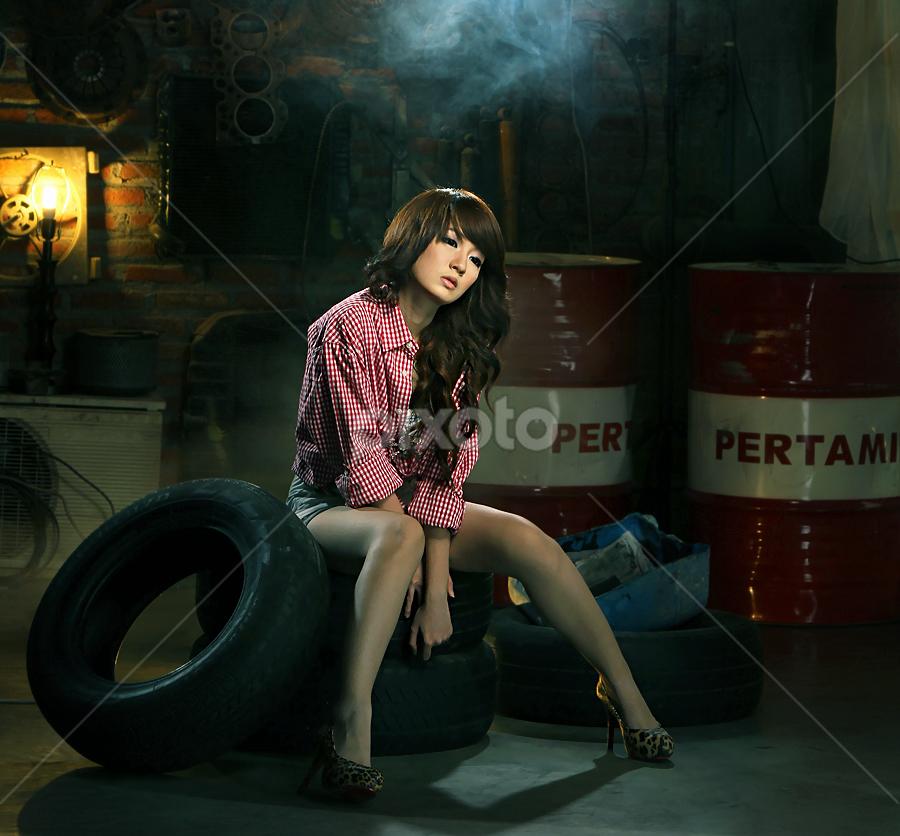 calista by Erwan Xu - People Fashion