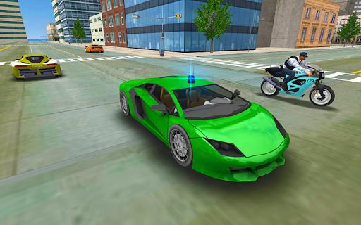 Télécharger Police Crime Simulator - Police Car Driving  APK MOD (Astuce) screenshots 4