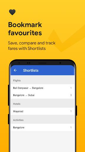 Cleartrip - Flights, Hotels, Train Booking App screenshot 4