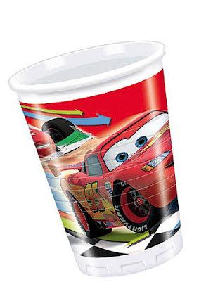 Cars Cup muggar, 10 st