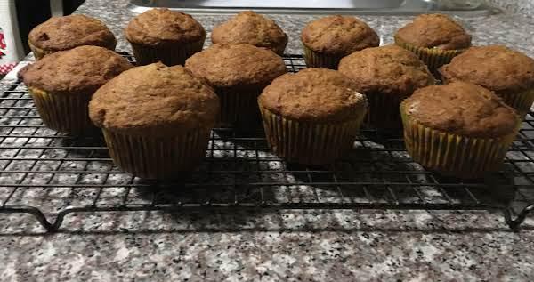 Honey Yogurt Muffins Recipe
