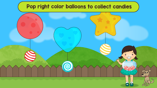 Colors & Shapes - Fun Learning Games for Kids apkslow screenshots 1