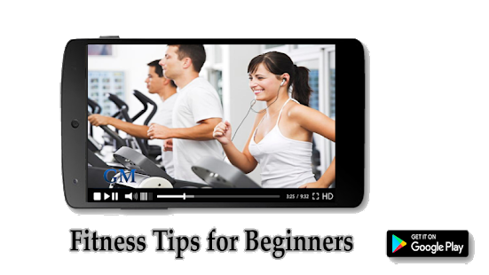 Fitness Tips for Beginners - náhled