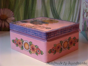 Photo: wooden box for kids 6