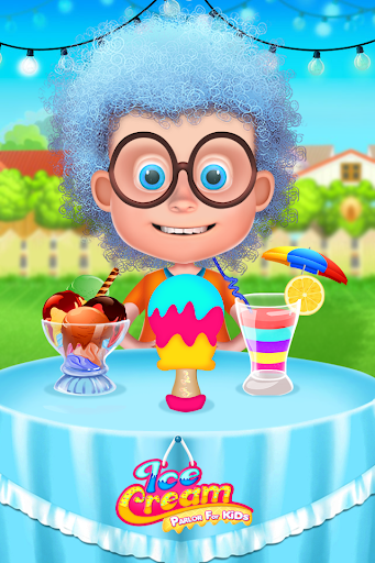 Ice Cream Parlor for Kids apkmr screenshots 3