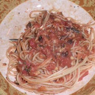 Sicilian Pasta.