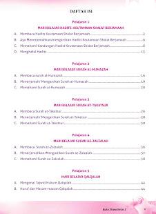 Download Buku Siswa Kelas 3 MI Qur'an Hadis Revisi 2016 For PC Windows and Mac apk screenshot 10