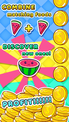 Food Evolution - Clicker Game - screenshot