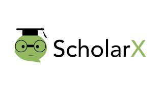 ScholarX
