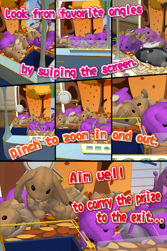 Claw Crane Little Pets android2mod screenshots 11