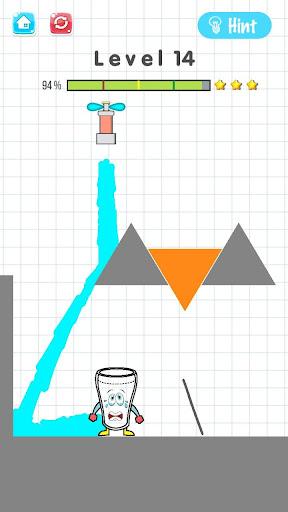Where's My water Happy Glass 2 0 2 0  Brain Games 4.0 screenshots 4