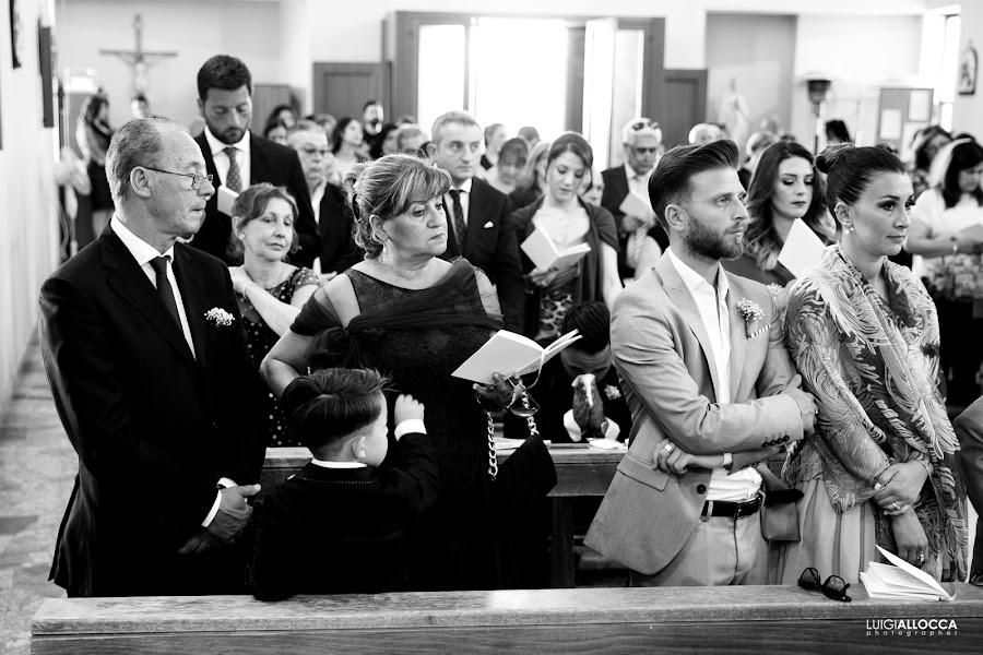 Fotografo di matrimoni Luigi Allocca (luigiallocca). Foto del 08.01.2018