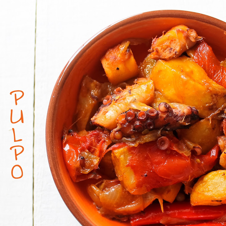 Fried Octopus Recipe