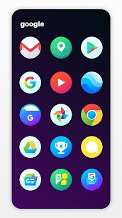 Hera Icon Pack – Circle Icons v5.1 [Patched] 5