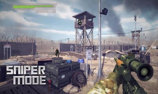 陸軍狙擊手刺客目標3D