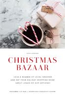 Christmas Bazaar - Postcard item