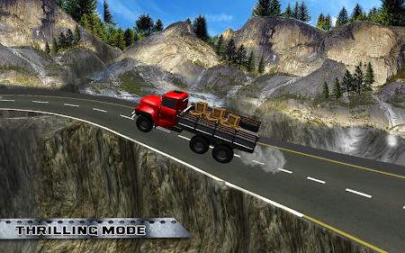 Truck Driver: Hill Transport 1.1 screenshot 1402757
