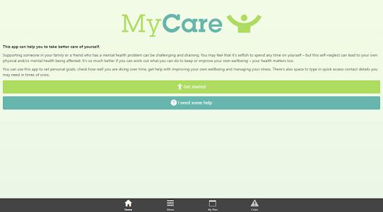 MyCare screenshot 4