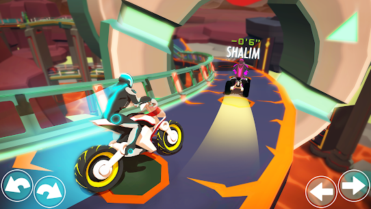 Gravity Rider Mod APK (Infinite Money/No Ads) for Android 4