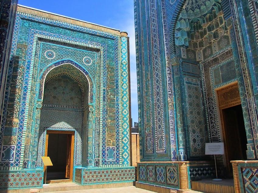 Visitar Samarcanda - Dicas, lugares obrigatórios e melhores hotéis da cidade | Uzbequistão