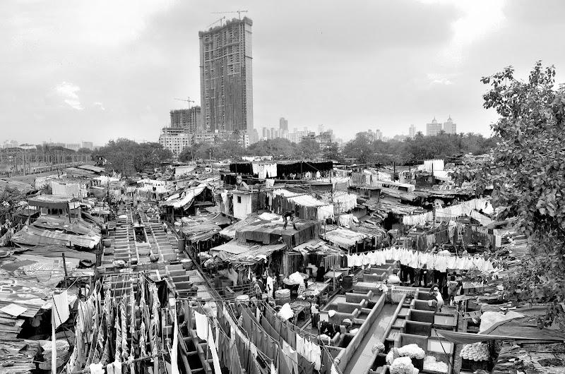 Slum e grattacieli. di serendipity4
