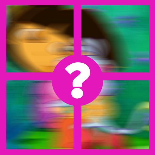 Dora the Explorer Quiz (game)