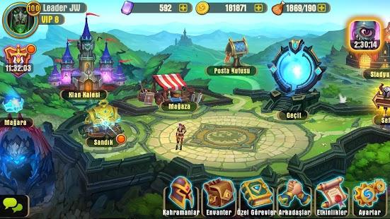 Juggernaut Wars – Strateji Savaş RPG Ekran Görüntüsü
