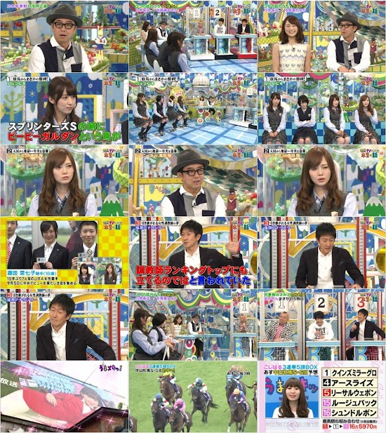 (TV-Variety)(720p) AKB48G Nogizaka46 – Some TV Show Collection 160311 160312 160313
