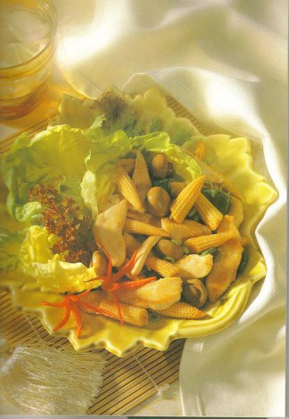 Bangkok Chicken Recipe