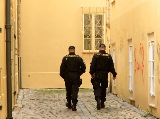 Giallo : la polizia indaga di Migliu