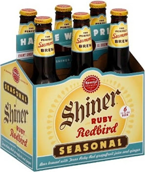 Shiner Ruby Redbird Seasonal Beer - 6 Beer