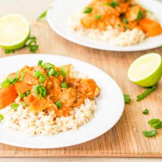 Massaman Chicken Curry {Gluten-Free, Dairy-Free}