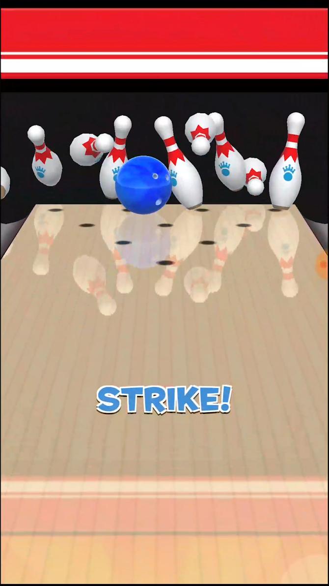 Strike! Ten Pin Bowling Android 2