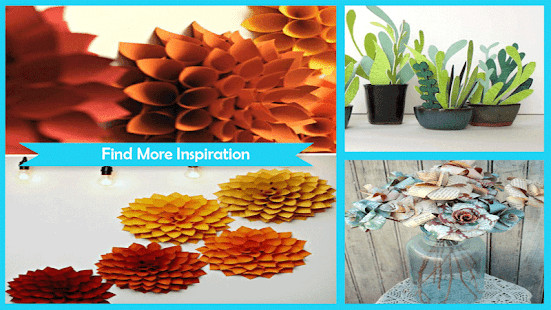 1000 DIY Paper Plant Projects - náhled