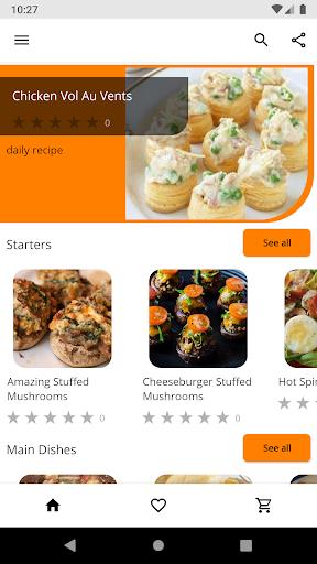 Mushroom Recipes 1.05 screenshots 1