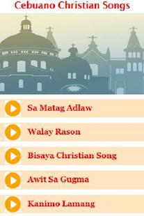 Cebuano Christian Songs - náhled