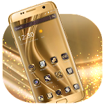 Gold Silk Neat HD Theme