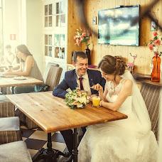 Wedding photographer Marina Fateeva (FATEEVA). Photo of 19.08.2016