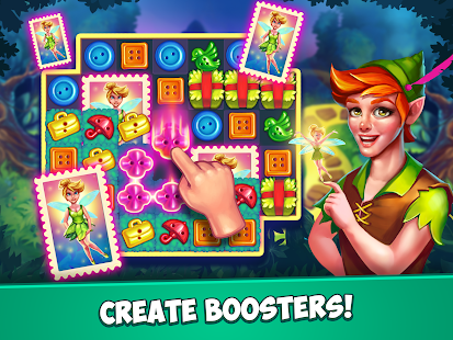Game Fancy Blast: Puzzle in Fairy Tales APK for Windows Phone