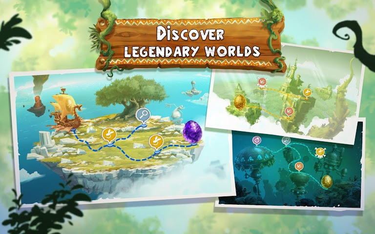 android Rayman Adventures Screenshot 10
