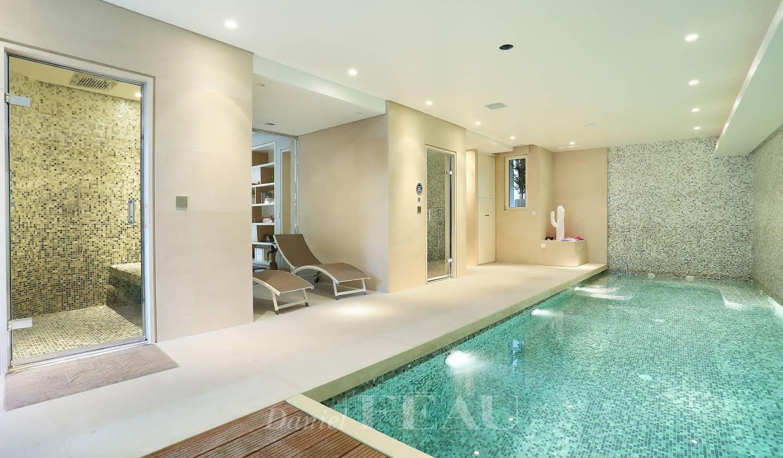 Appartement avec piscine Paris 16ème