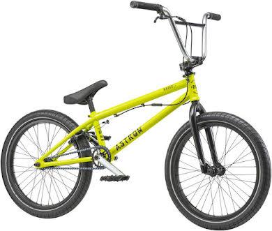 "Radio 2019 Astron 20"" FS Complete BMX Bike 20.6"" TT Metallic Yellow alternate image 8"
