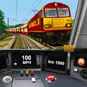 Train Driving 3D Simulator icon