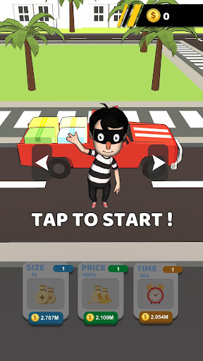 Crazy Robbery 3D apktram screenshots 5