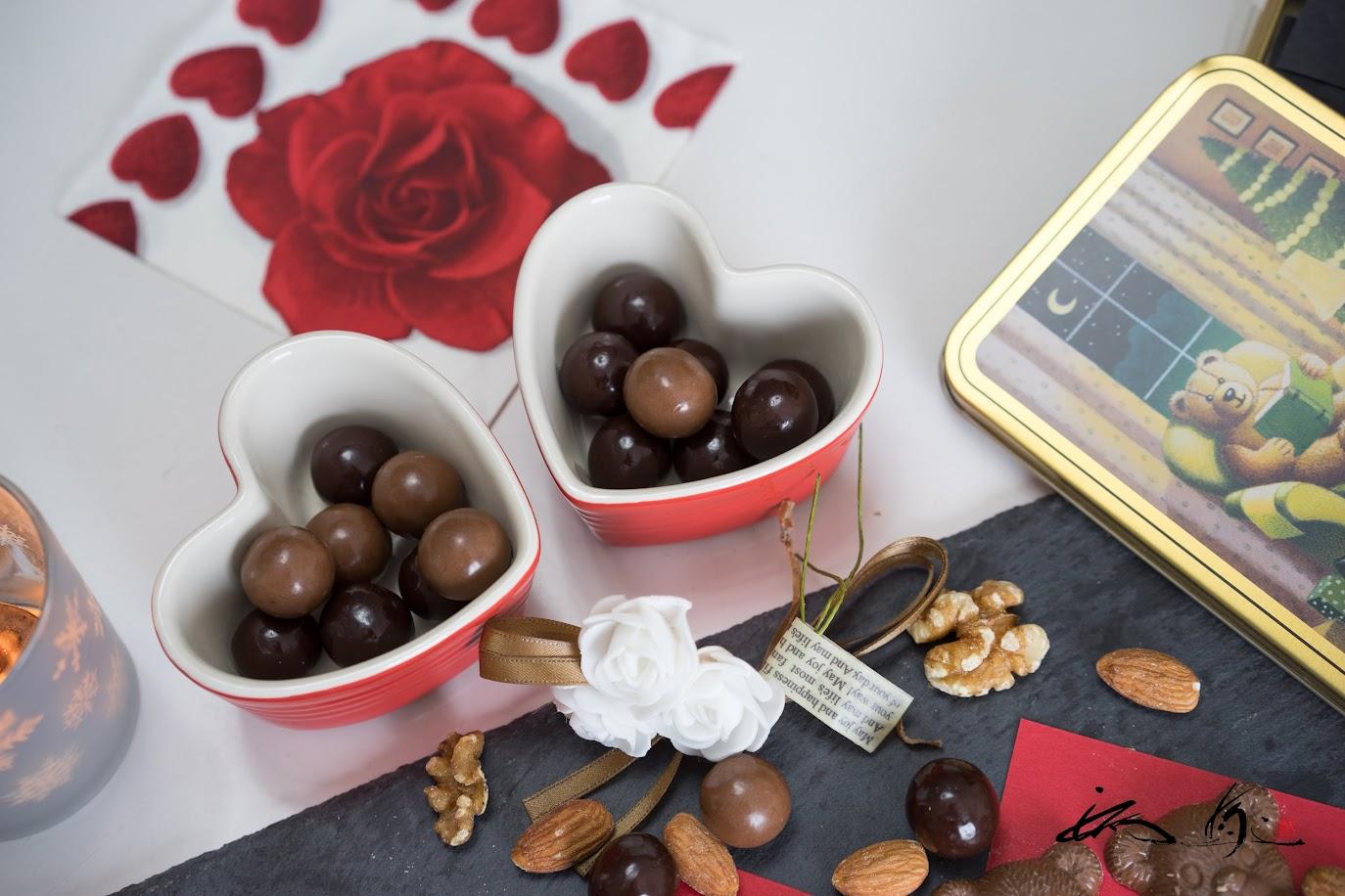 Berrychocs(イチゴとラズベリー風味のフルーツ味)