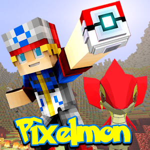 👾 Catch Pixelmon Adventure World