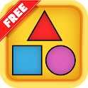 Shapes Puzzles for Kids icon