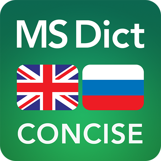 Dictionary English<>Russian Icon