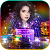Fountain Photo Frames HD