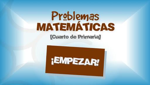 Problemas Matemáticas 4 Lite